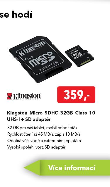 Kingston Micro SDHC 32GB
