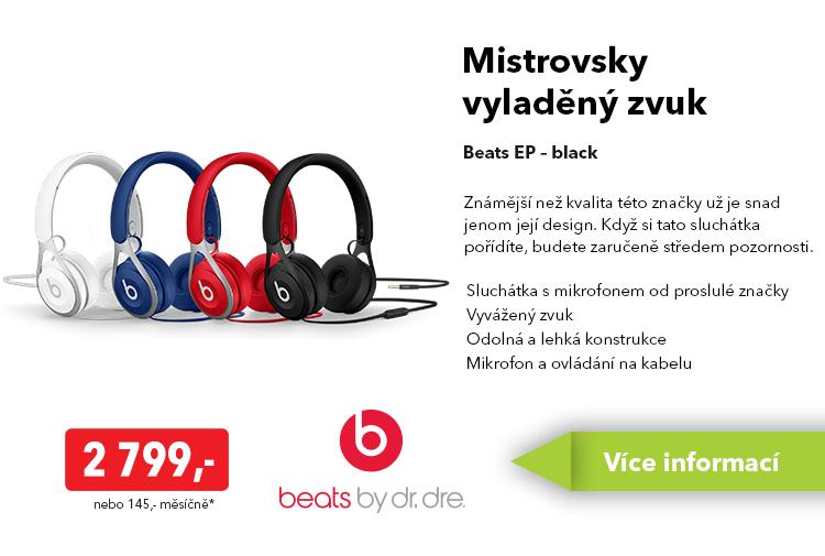 Sluchátka Beats EP