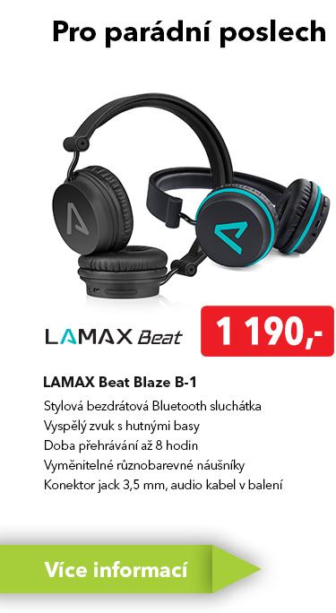 Sluchátka Lamax Beat Blaze B-1