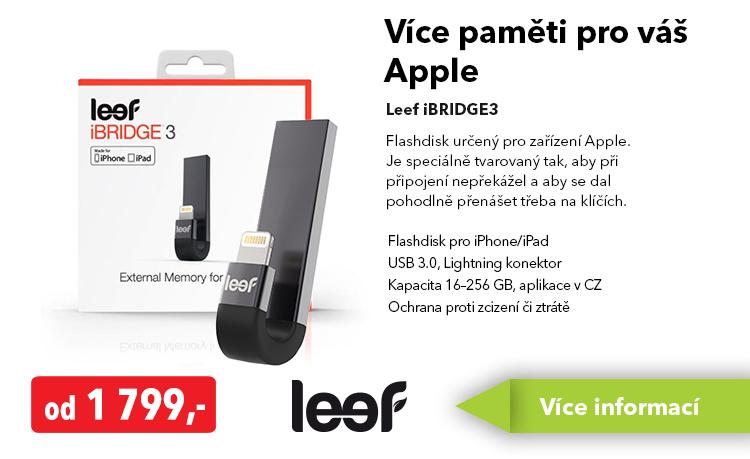 Flashdisk pro Apple Leef iBridge3