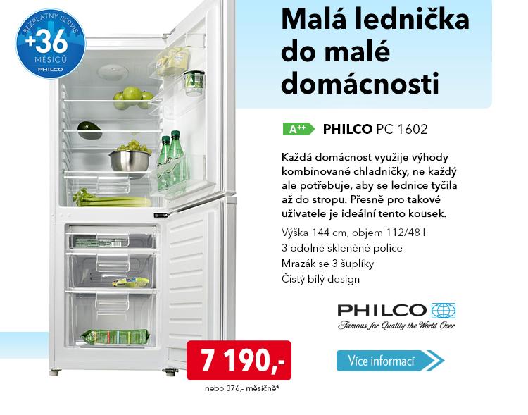 Lednice Philco PC 1602