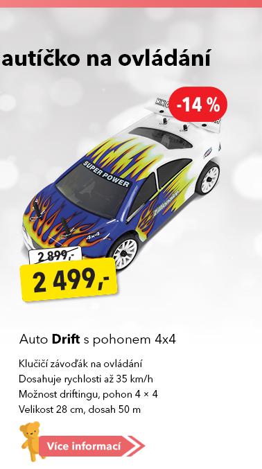 Auto Drift 4x4