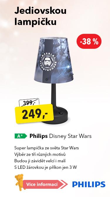 Lampička Philips Disney Star Wars