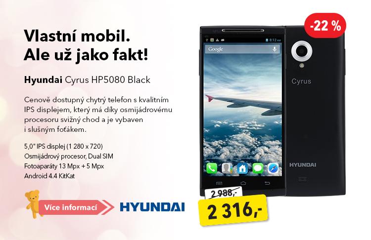Telefon Hyundai Cyrus HP5080