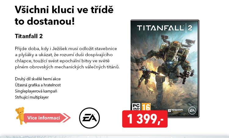 Hra Titanfall 2