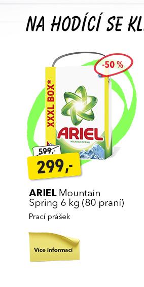 Ariel Mountain Spring