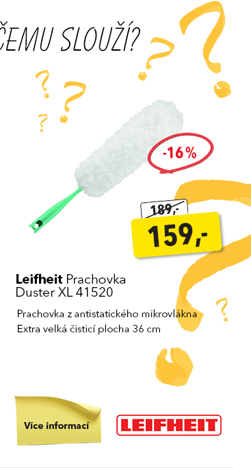 Leifheit prachovka Duster XL 41520