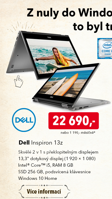 Notebook Dell Inspiron 13z