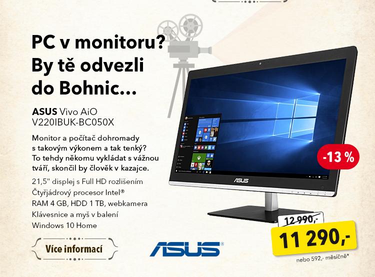 Monitor Asus Vivo AiO V220IBUK-BC050X