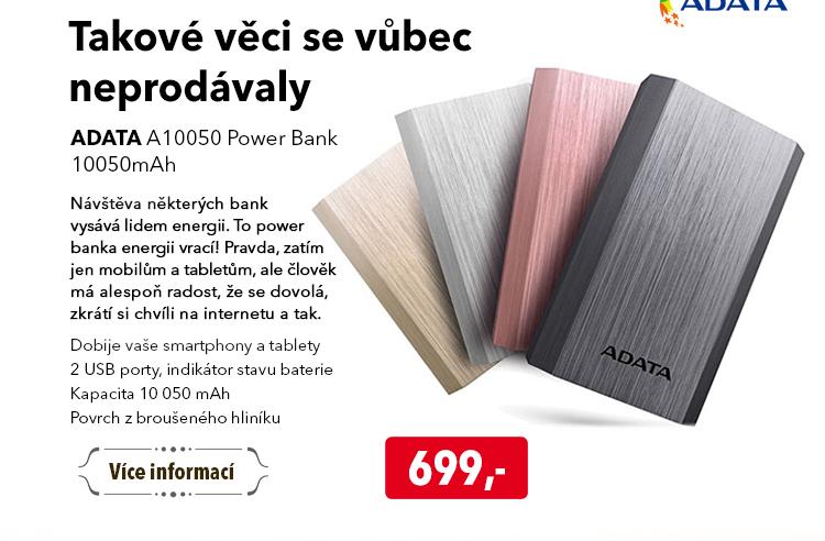 ADATA A10050 Power Bank