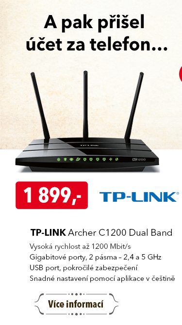 TP-Link Archer C1200 Dual Band
