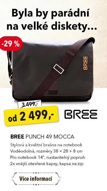 Bree Punch 49 taška