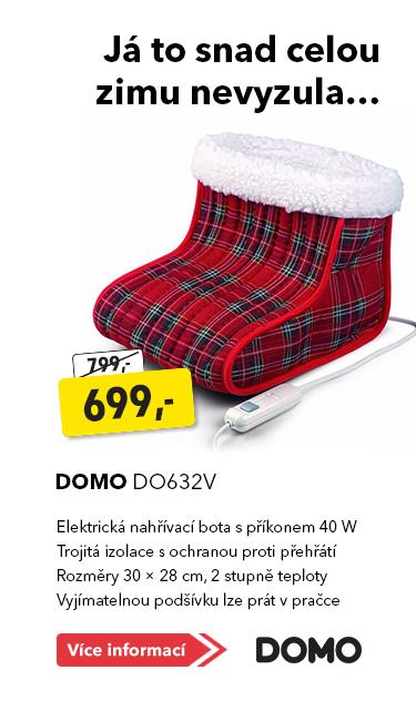 Nahřívací bota Domo DO632V