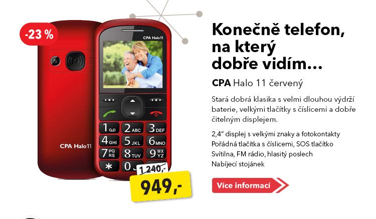 Telefon CPA Halo 11