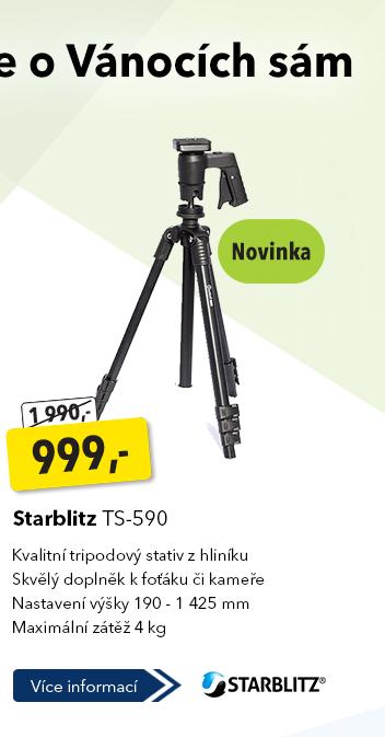 Starblitz TS-590 stativ