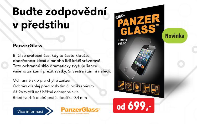 PanzerGlass ochranné sklo