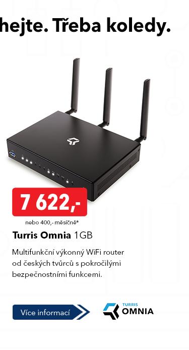 WiFi router Turris Omnia 1GB