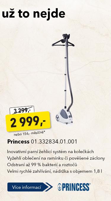 Parní žehlicí systém Princess