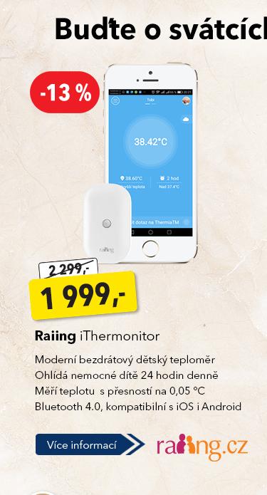 Dětský teploměr Raiing iThermonitor