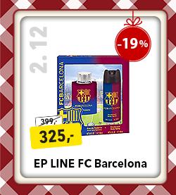 EP Line FC Barcelona kosmetika