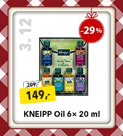 Kneipp Oil olejíčky