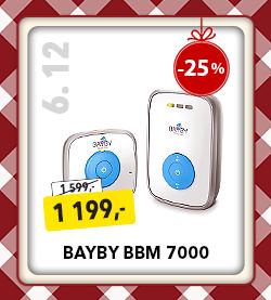 Bayby BBM 7000 chůvička