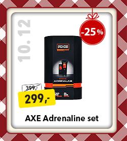 AXE Adrenaline set