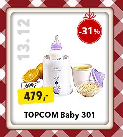 Topcom Baby ohřívač lahví