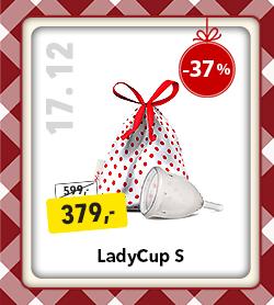 Menstruační kalíšek LadyCup S
