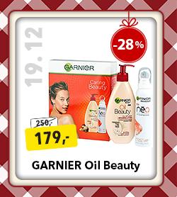 Garnier Oil Beauty sada