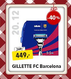 Gillette FC Barcelona sada