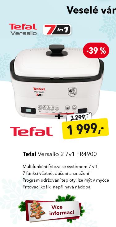 Fritéza Tefal Versalio 2 FR4900