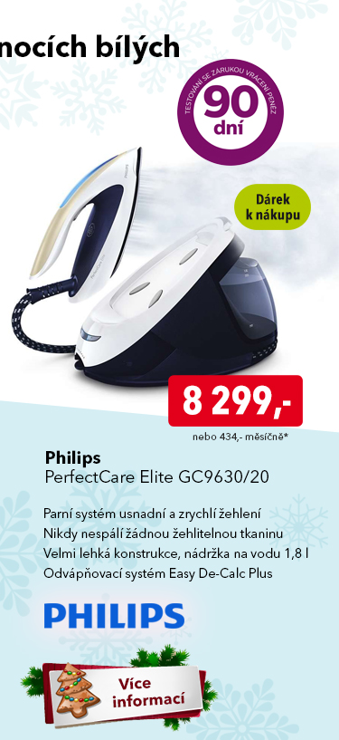Philips PerfectCare Elite GC9630/20