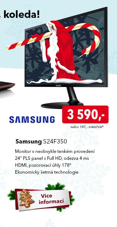 Monitor Samsung S24F350