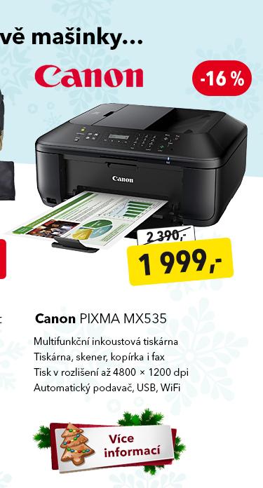 Tiskárna Canon Pixma MX535