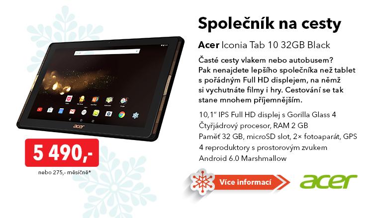 Tablet Acer Iconia Tab 10 32GB