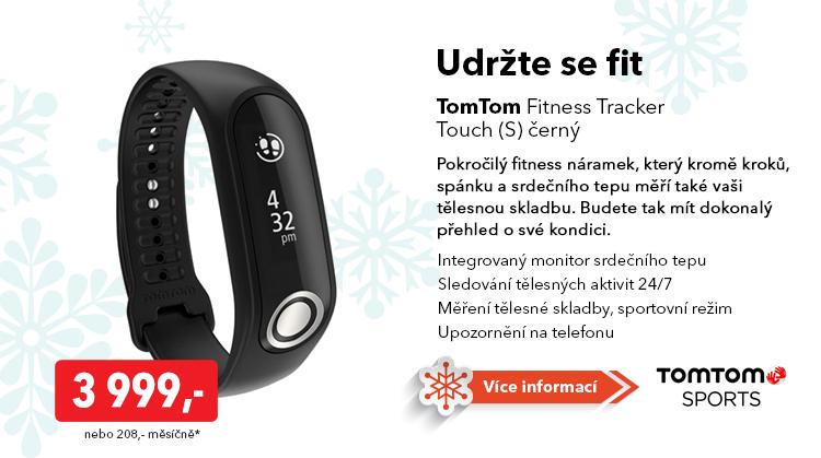 Fitness náramek TomTom Fitness Tracker Touch