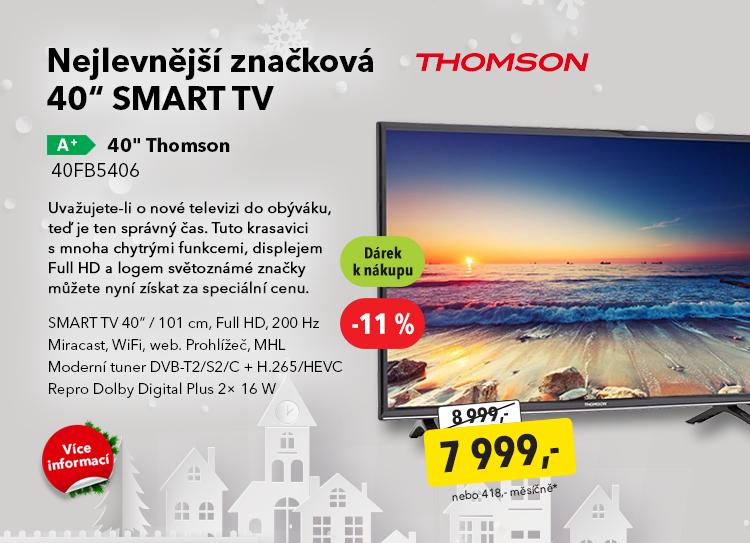 TV Thomson 40FB5406
