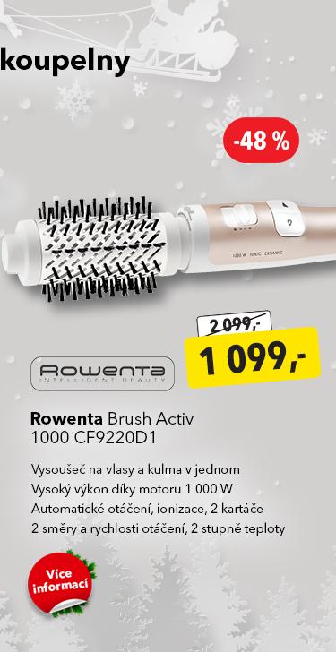 Kulma Rowenta Brush Activ