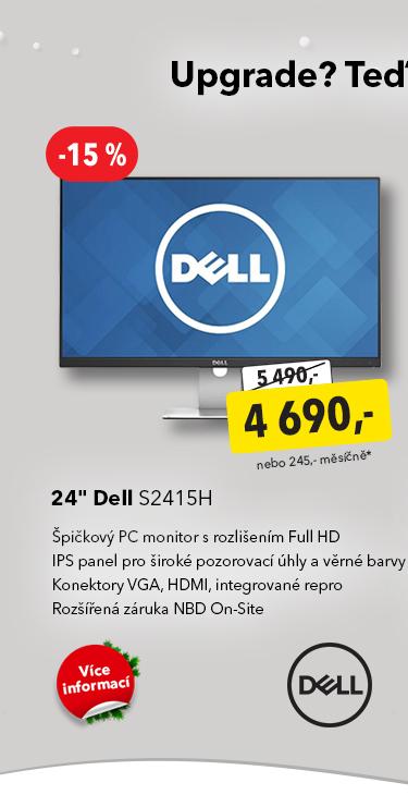 Monitor Dell S2415H