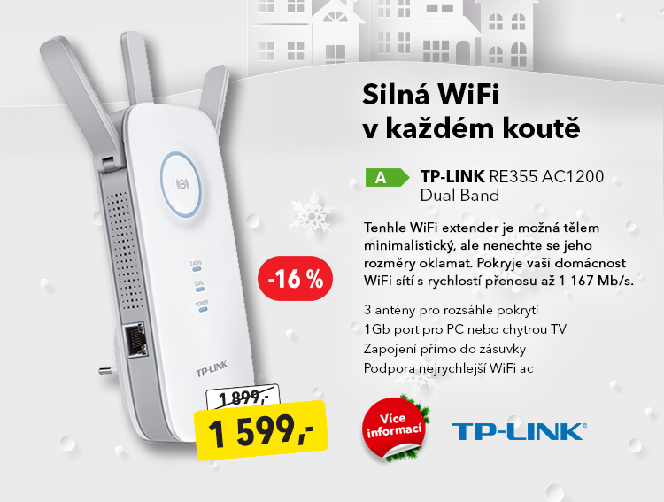 WiFi extender TP-Link