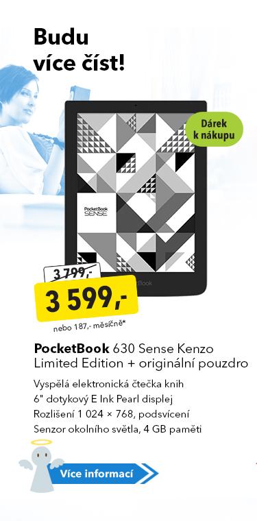 Čtečka PocketBook 630 Sense Kenzo