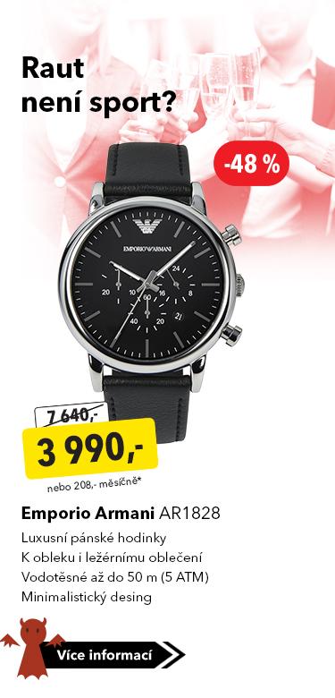 Pánské hodinky Emporio Armani AR1828