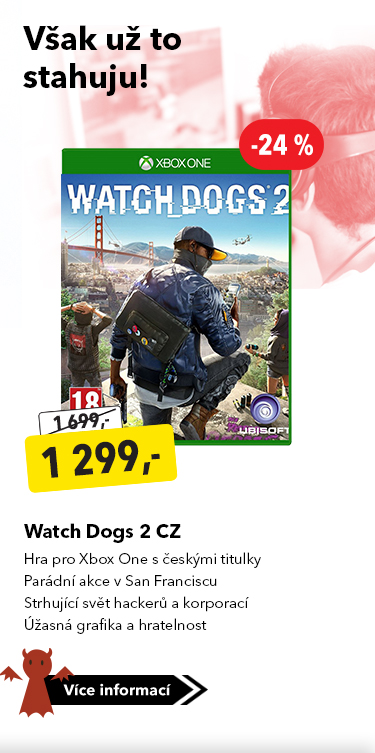 Hra Watch Dogs 2