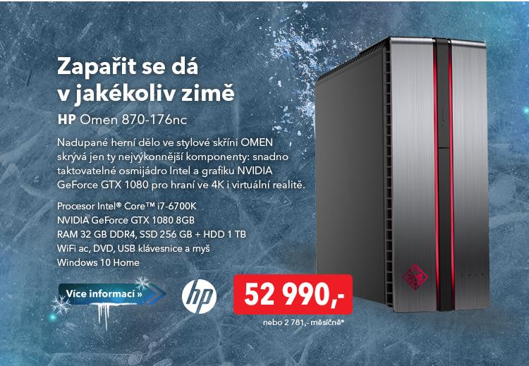 Počítač HP Omen 870 176nc