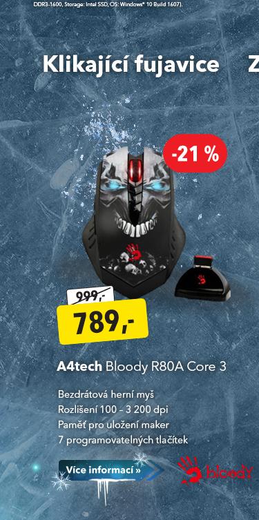 Myš A4tech Bloody R80A Core 3