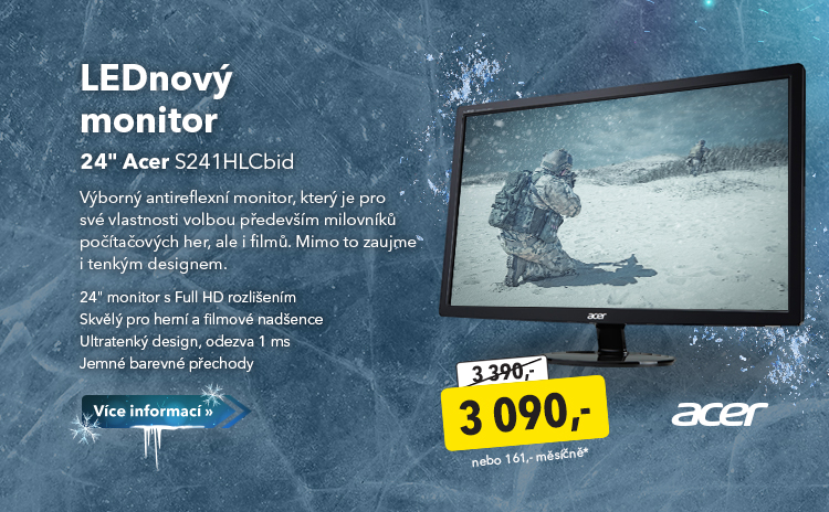Monitor Acer 5241HLCbid