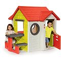 Smoby Nature Playhouse with Kitchen - Kids\' Playhouse | Alzashop.com
