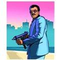 Hra pre konzolu PSP - Grand Theft Auto: Vice City Stories