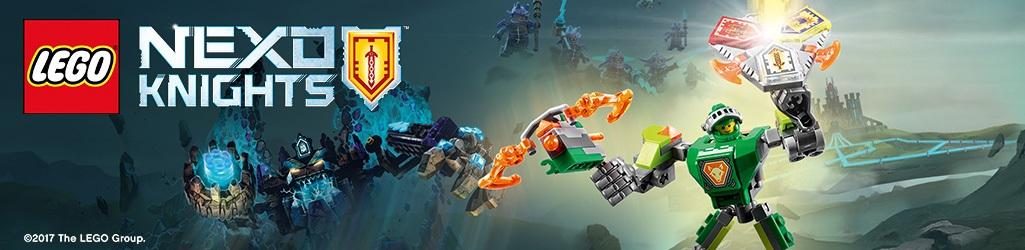 Lego Nexo Knigths